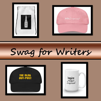 swag for writers