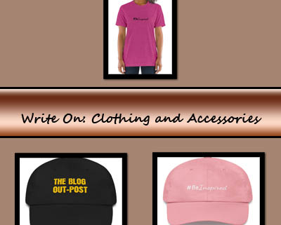 writers clothes