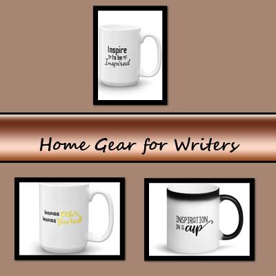 writers home gear