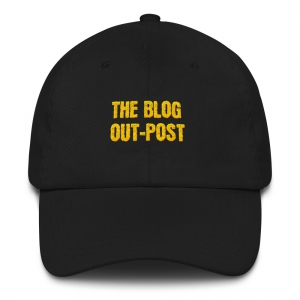 "The Blog Out-Post ""Dad Hat"""