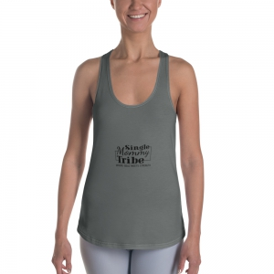 Single Mommy Tribe – Women's Racerback Tank